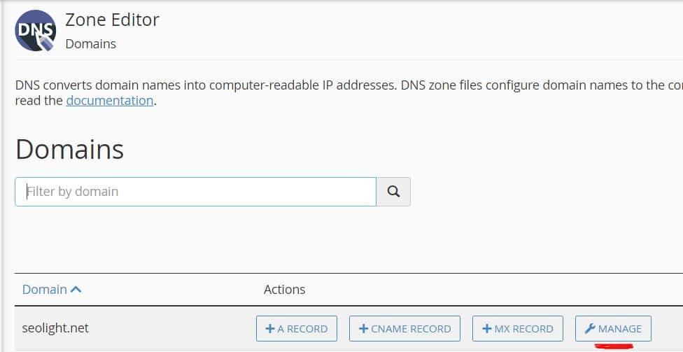 آموزش تنظیم DNS